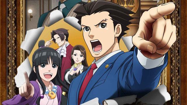 逆転裁判 Season2 アニメ情報まとめ